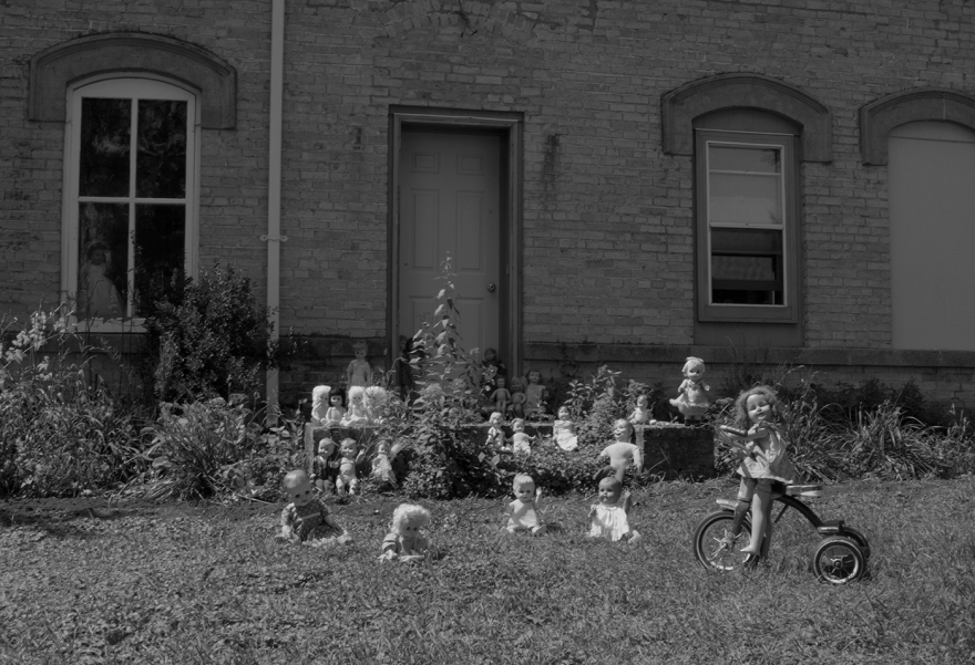 The House of Lost Dolls